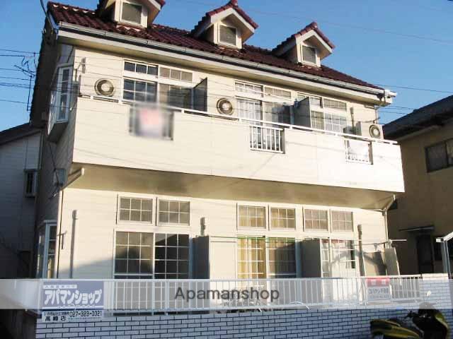 群馬県高崎市、倉賀野駅徒歩13分の築26年 2階建の賃貸アパート