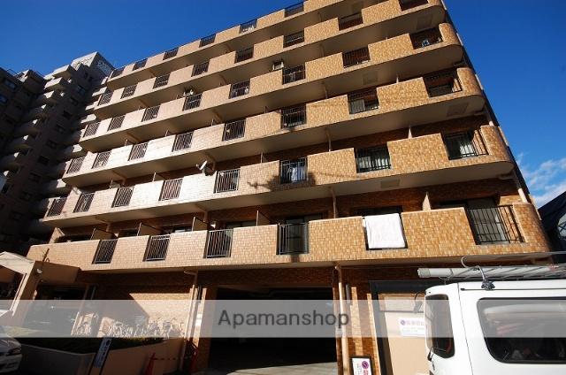 群馬県高崎市、高崎駅徒歩9分の築25年 9階建の賃貸マンション