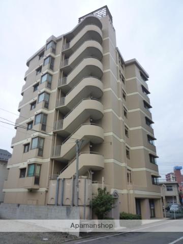 群馬県高崎市、高崎駅徒歩3分の築28年 8階建の賃貸マンション