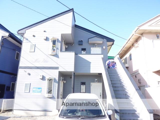 群馬県安中市、安中駅徒歩37分の築26年 2階建の賃貸アパート