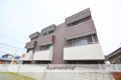 群馬県高崎市、高崎駅徒歩20分の築28年 3階建の賃貸アパート