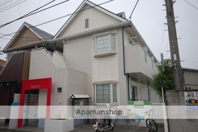 群馬県高崎市、高崎駅徒歩25分の築27年 2階建の賃貸アパート
