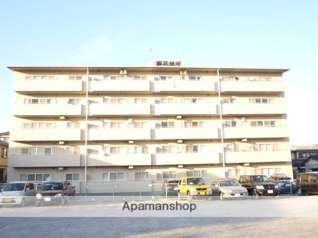 群馬県高崎市、北高崎駅徒歩5分の築26年 5階建の賃貸マンション