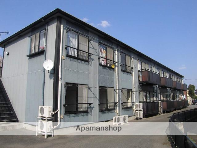 群馬県高崎市、高崎駅徒歩18分の築18年 2階建の賃貸アパート