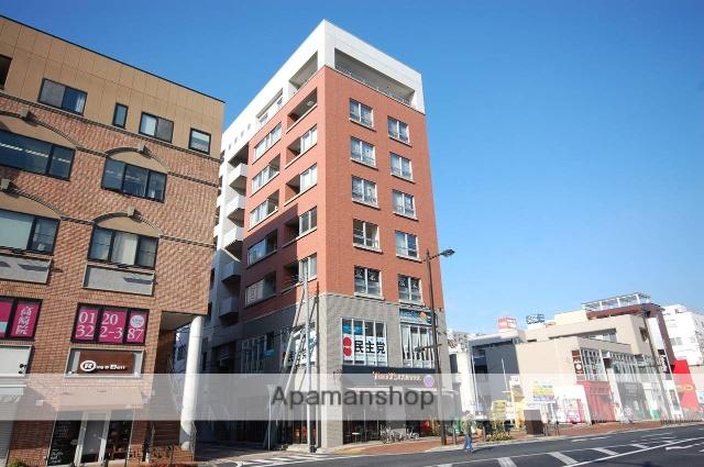 群馬県高崎市、高崎駅徒歩3分の築14年 8階建の賃貸マンション