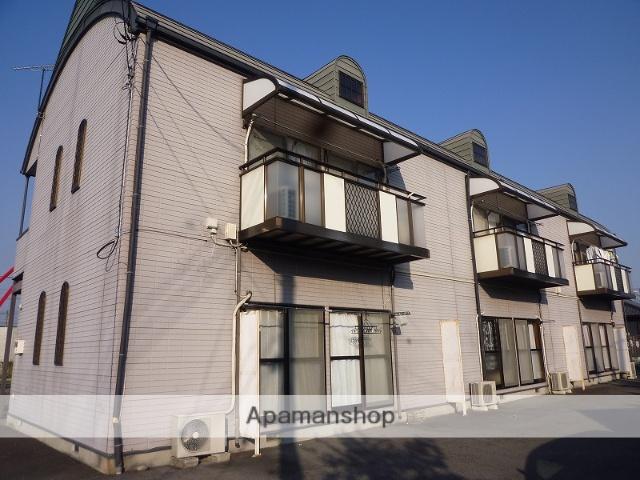 群馬県高崎市、高崎駅徒歩42分の築20年 2階建の賃貸アパート