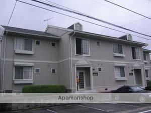 群馬県高崎市、北高崎駅徒歩23分の築26年 2階建の賃貸アパート