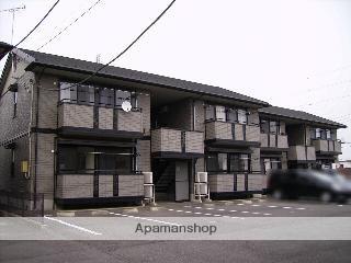群馬県高崎市、倉賀野駅徒歩19分の築18年 2階建の賃貸アパート