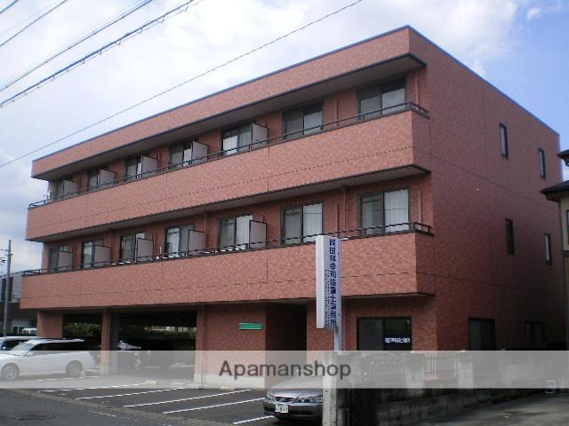群馬県高崎市、北高崎駅徒歩24分の築15年 3階建の賃貸マンション