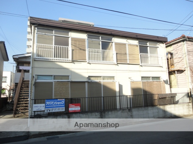 群馬県高崎市、北高崎駅徒歩7分の築36年 2階建の賃貸アパート