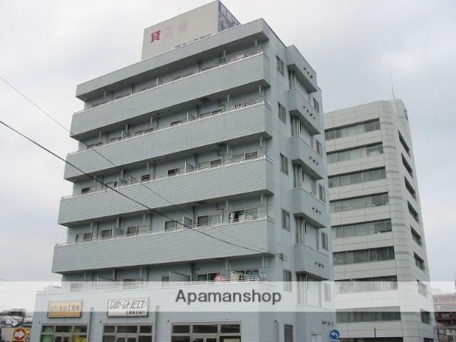 群馬県高崎市、高崎駅徒歩7分の築13年 6階建の賃貸マンション