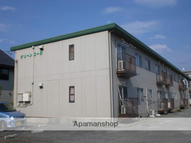 群馬県高崎市、倉賀野駅徒歩31分の築35年 2階建の賃貸アパート