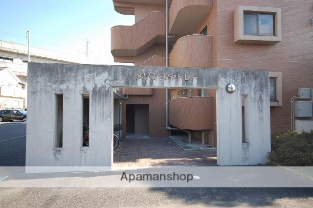群馬県高崎市、北高崎駅徒歩28分の築15年 3階建の賃貸マンション