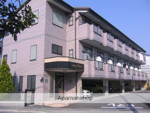 群馬県高崎市、高崎駅徒歩34分の築14年 3階建の賃貸アパート