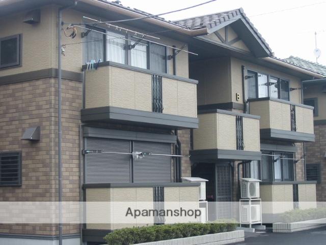 群馬県高崎市、高崎駅徒歩55分の築15年 2階建の賃貸アパート