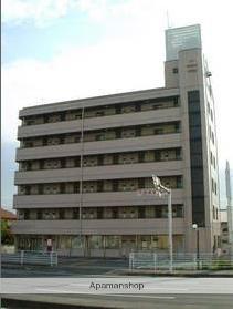 群馬県高崎市、高崎駅徒歩30分の築23年 6階建の賃貸マンション