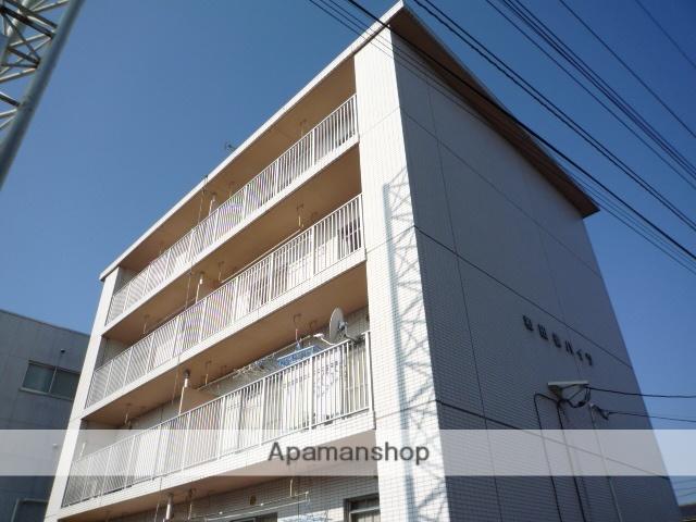 群馬県高崎市、高崎駅徒歩26分の築37年 4階建の賃貸アパート