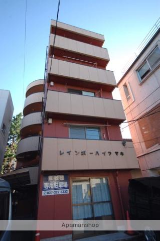 群馬県高崎市、高崎駅徒歩24分の築28年 5階建の賃貸アパート