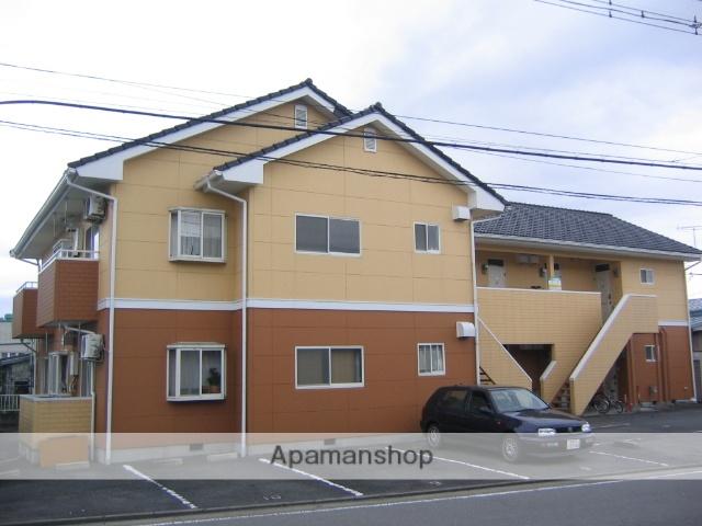 群馬県高崎市、群馬八幡駅徒歩14分の築24年 2階建の賃貸アパート