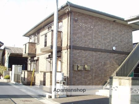 群馬県高崎市、高崎駅徒歩25分の築12年 2階建の賃貸アパート