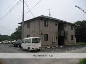 群馬県高崎市、倉賀野駅徒歩25分の築14年 2階建の賃貸アパート