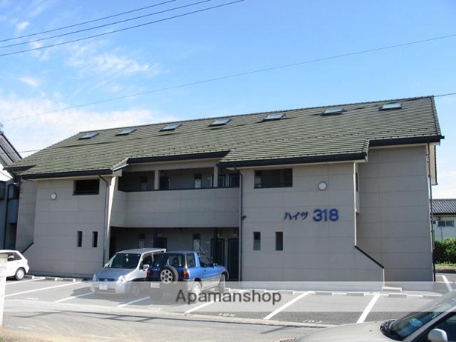 群馬県高崎市、北高崎駅徒歩14分の築19年 2階建の賃貸アパート