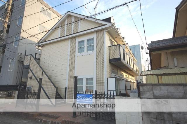 群馬県高崎市、北高崎駅徒歩27分の築25年 2階建の賃貸アパート