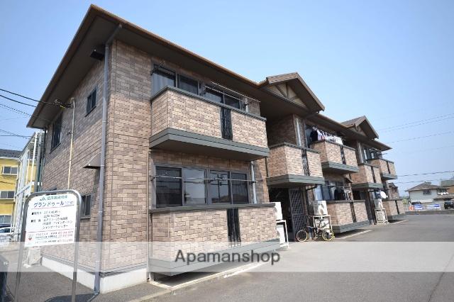 群馬県高崎市、高崎駅徒歩150分の築15年 2階建の賃貸アパート