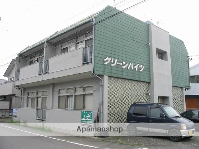 群馬県高崎市、高崎駅徒歩31分の築43年 2階建の賃貸アパート