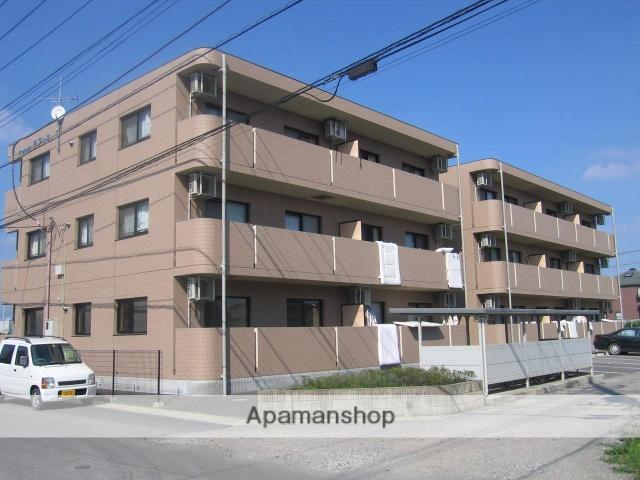 群馬県高崎市、井野駅徒歩17分の築16年 3階建の賃貸マンション