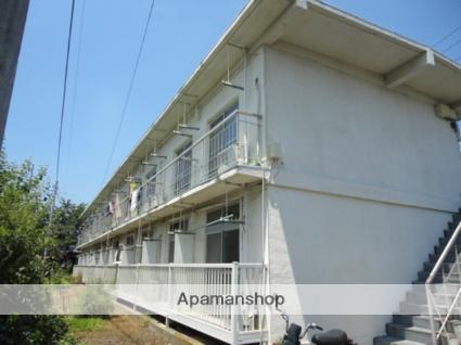 群馬県高崎市、高崎駅徒歩12分の築37年 2階建の賃貸アパート