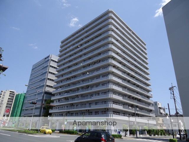 群馬県高崎市、高崎駅徒歩3分の築23年 15階建の賃貸マンション