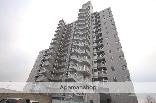 群馬県高崎市、倉賀野駅徒歩58分の築21年 15階建の賃貸マンション