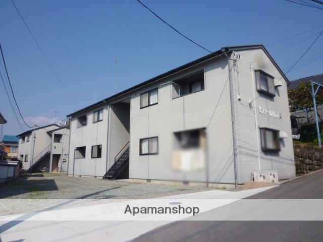 群馬県高崎市、群馬八幡駅徒歩14分の築18年 2階建の賃貸アパート