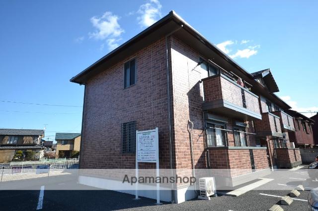 群馬県高崎市、高崎駅徒歩21分の築15年 2階建の賃貸アパート