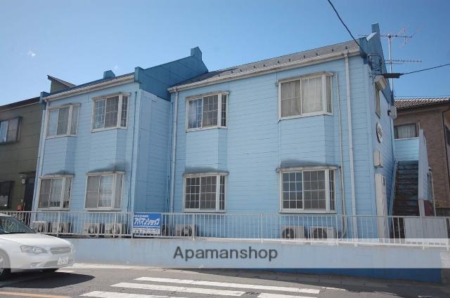 群馬県高崎市、北高崎駅徒歩30分の築26年 2階建の賃貸アパート