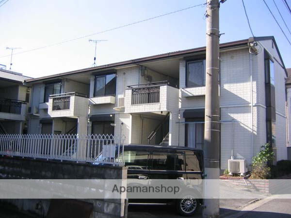 群馬県高崎市、高崎駅徒歩27分の築28年 2階建の賃貸アパート