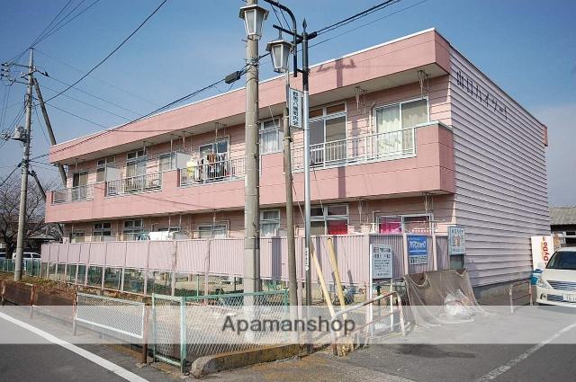 群馬県高崎市、北高崎駅徒歩64分の築29年 2階建の賃貸アパート