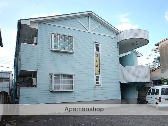 群馬県高崎市、高崎駅徒歩28分の築29年 2階建の賃貸アパート
