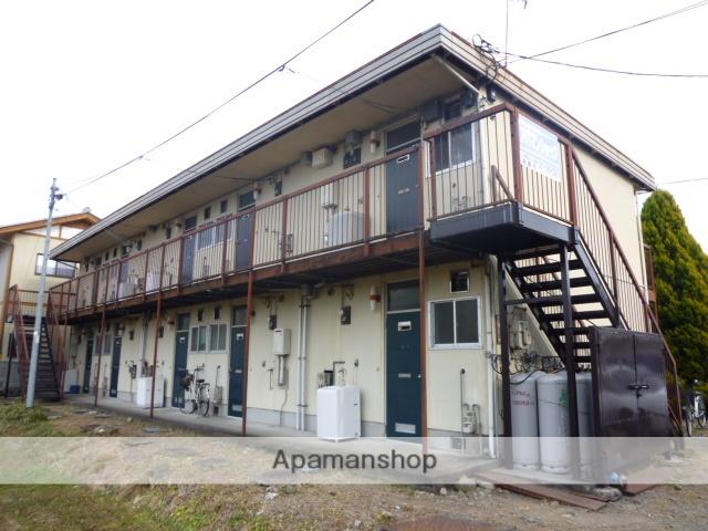 群馬県高崎市、高崎駅徒歩25分の築31年 2階建の賃貸アパート
