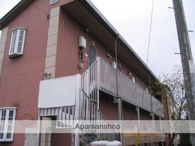 群馬県高崎市、井野駅徒歩5分の築21年 2階建の賃貸アパート