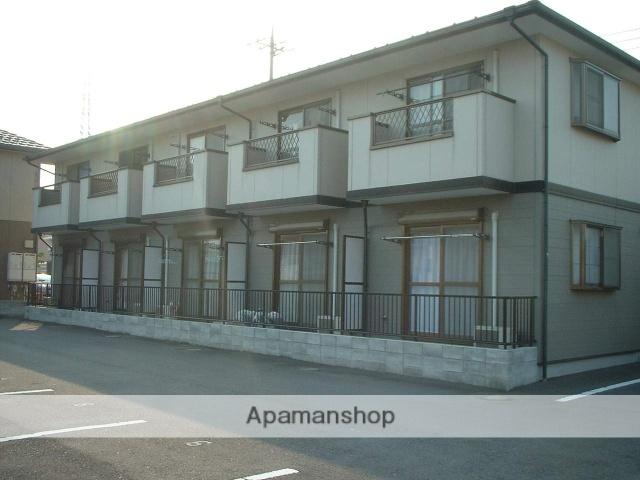群馬県高崎市、井野駅徒歩25分の築19年 2階建の賃貸アパート