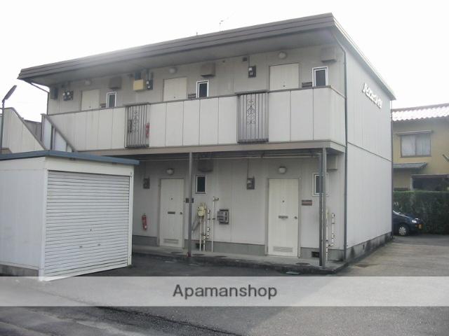 群馬県高崎市の築30年 2階建の賃貸アパート