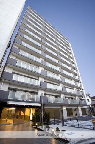 群馬県高崎市、高崎駅徒歩5分の築10年 13階建の賃貸マンション
