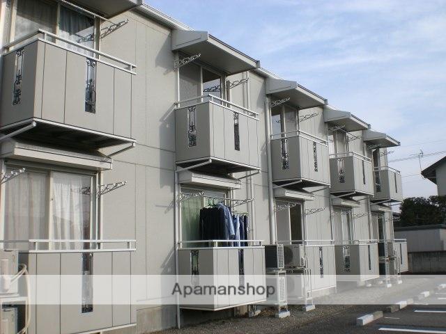群馬県高崎市、倉賀野駅徒歩28分の築30年 2階建の賃貸アパート