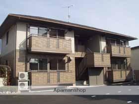 群馬県高崎市、高崎駅ぐるりんバス43分大八木下車後徒歩1分の築13年 2階建の賃貸アパート