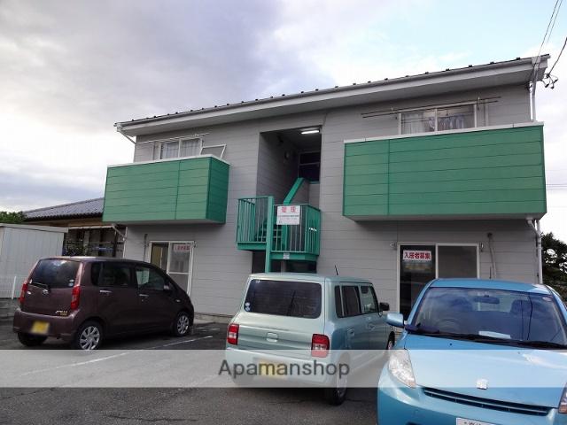 群馬県高崎市、吉井駅徒歩10分の築21年 2階建の賃貸アパート