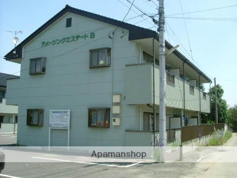 群馬県高崎市、高崎駅徒歩32分の築20年 2階建の賃貸アパート