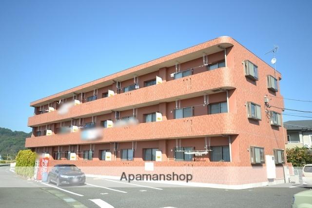 群馬県高崎市、山名駅徒歩25分の築9年 3階建の賃貸マンション