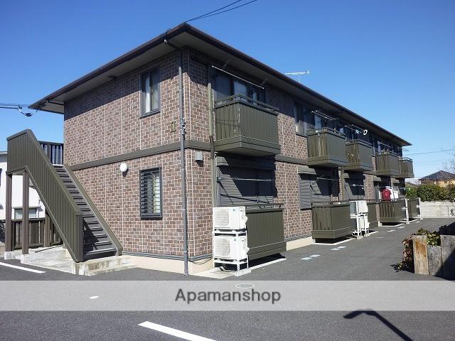 群馬県高崎市、高崎駅徒歩16分の築11年 2階建の賃貸アパート